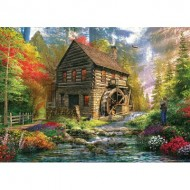 Puzzle  KS-Games-11476 Dominic Davison : Mill Cottage