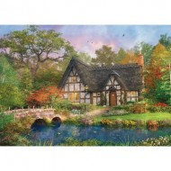 Puzzle  KS-Games-11479 Dominic Davison : The Stoney Bridge Cottage