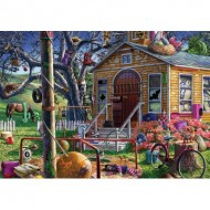 Puzzle  KS-Games-20505 Lonely House