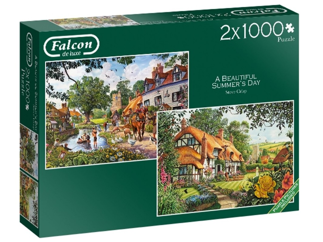 2-puzzles-beautiful-summers-day