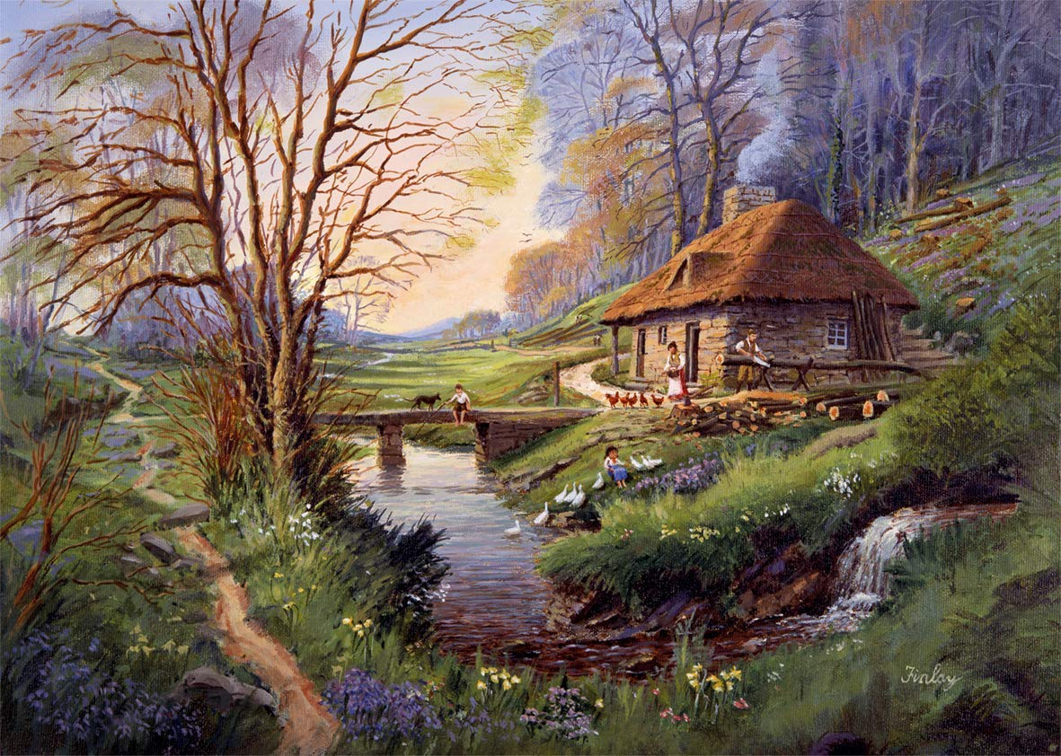 cottage-in-the-woods