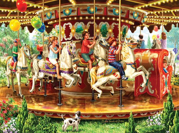 liz-goodrick-dillon-carousel-ride
