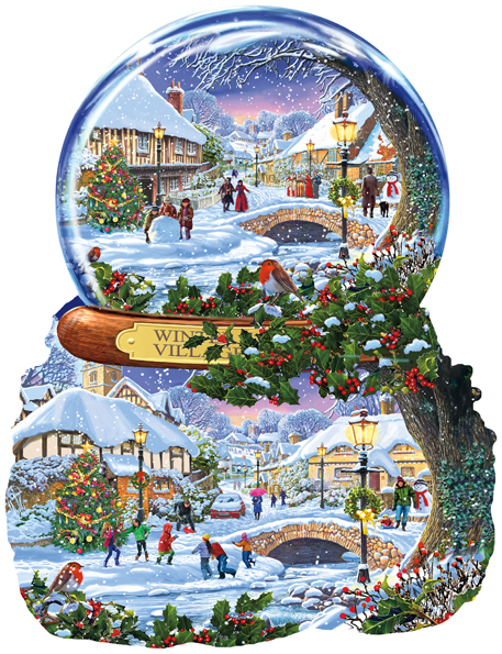 steve-crisp-winter-village