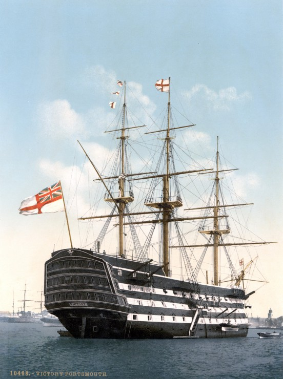 hms-victory-in-portsmouth-1900