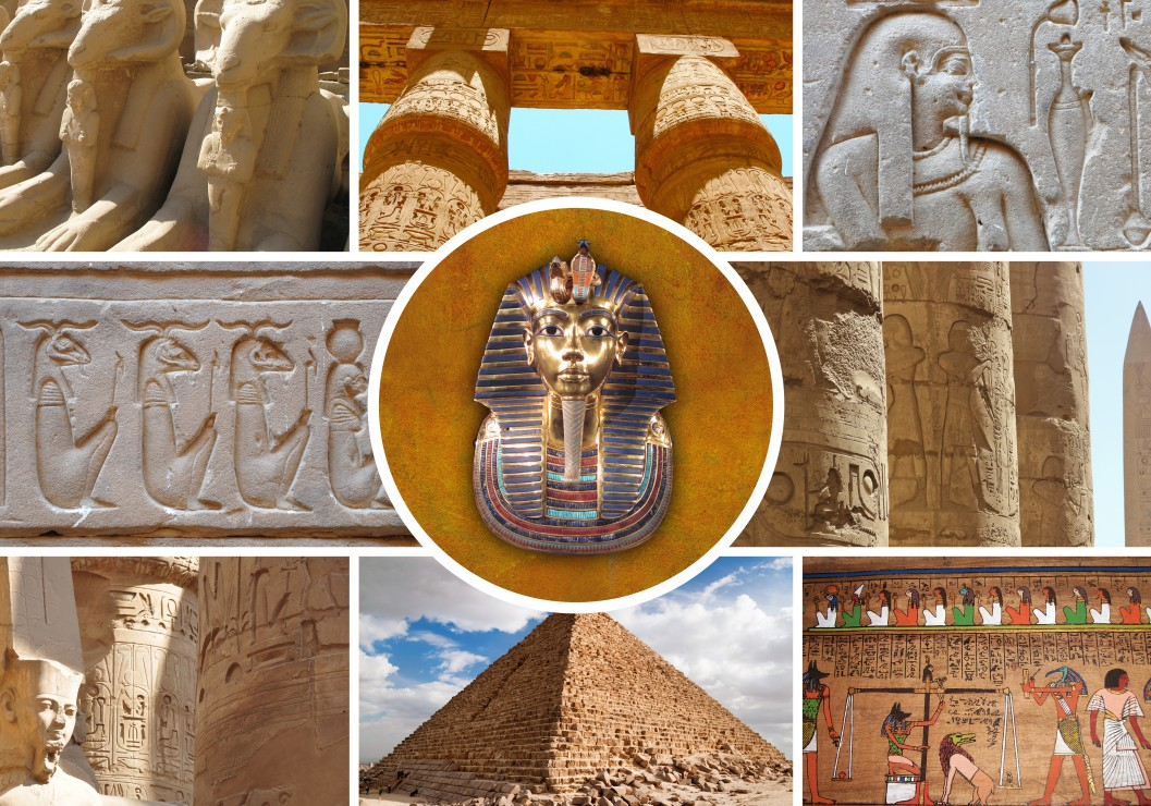 collage-egypte