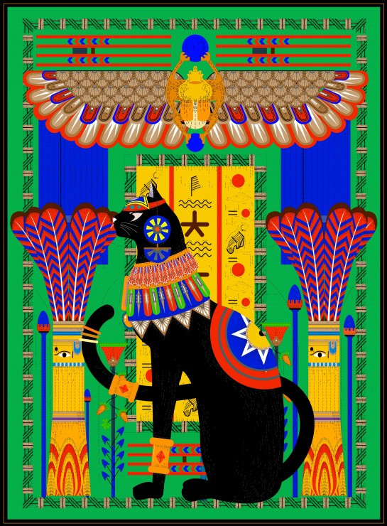 chat-egyptien