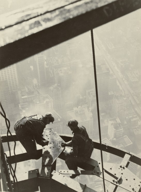lewis-w-hine-empire-state-building-new-york-1931, 24.95 EUR @ fou