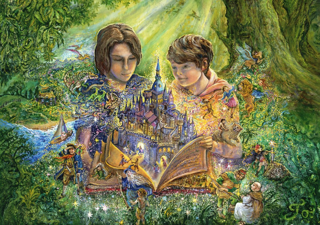 josephine-wall-magical-storybook