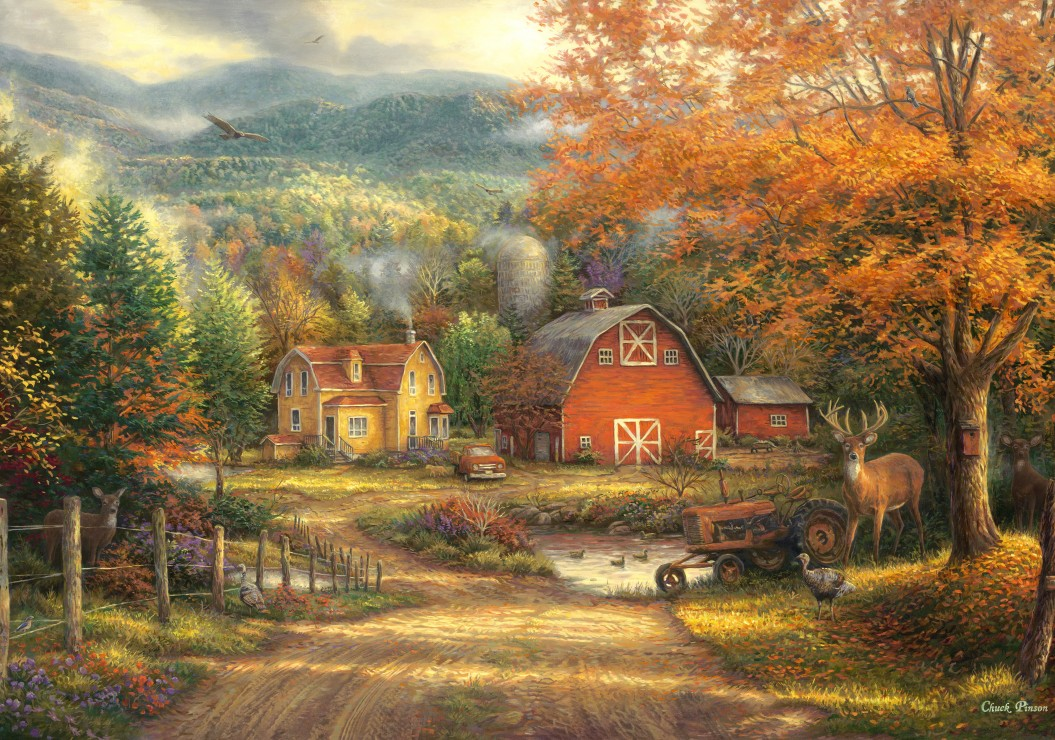 chuck-pinson-country-roads-take-me-home