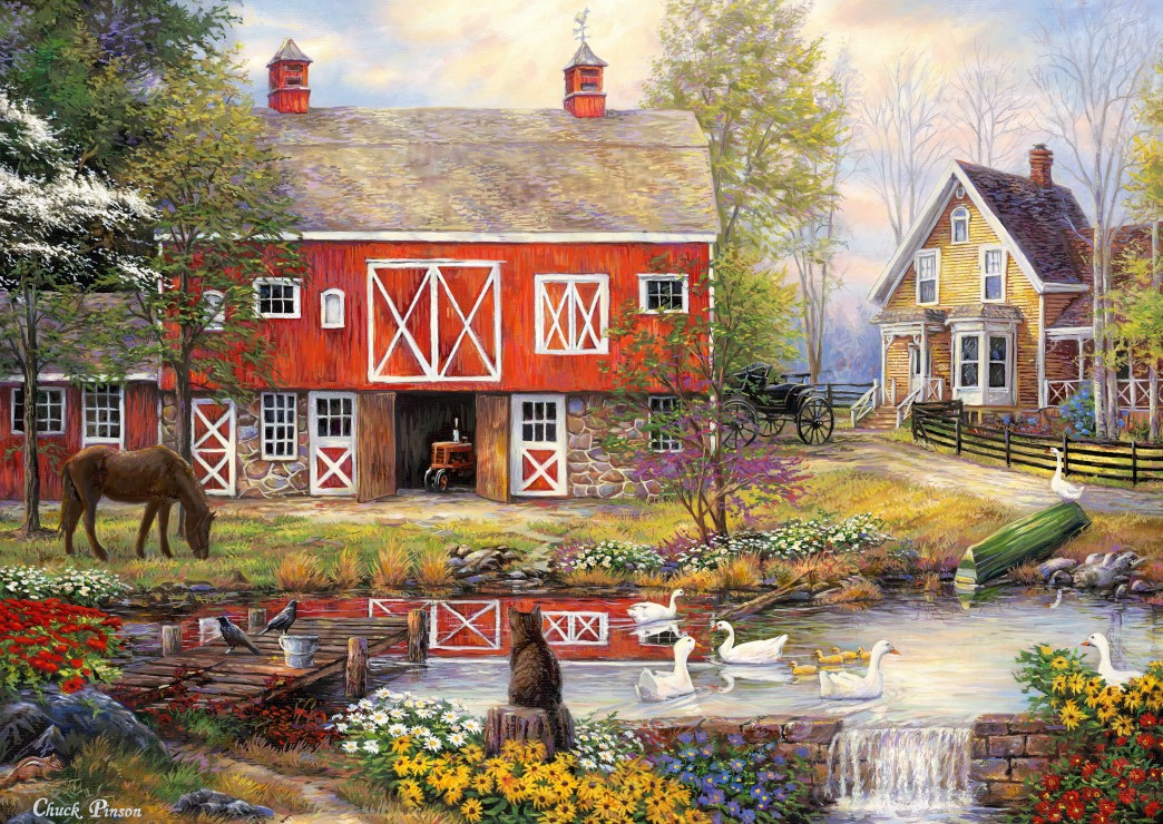 chuck-pinson-reflections-on-country-living