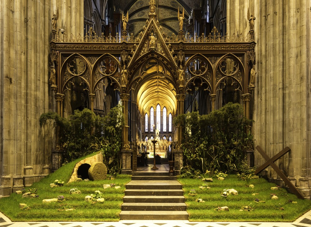 easter-in-worcester-cathedral, 10.95 EUR @ fou