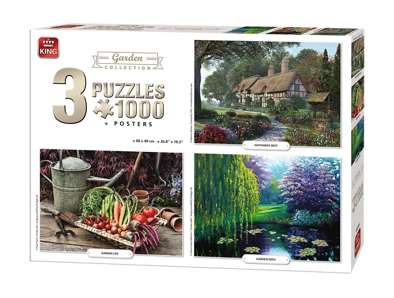 3-puzzles-garden-collection