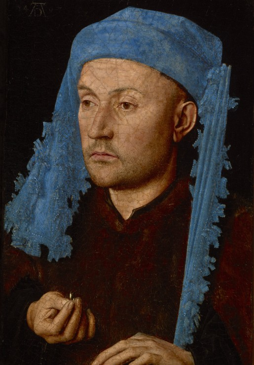 jan-van-eyck-portrait-of-a-man-with-a-blue-chaperon-1430-33