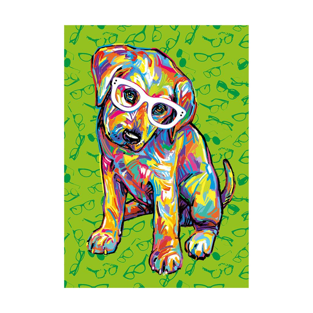 pieces-xxl-puppy-with-glasses