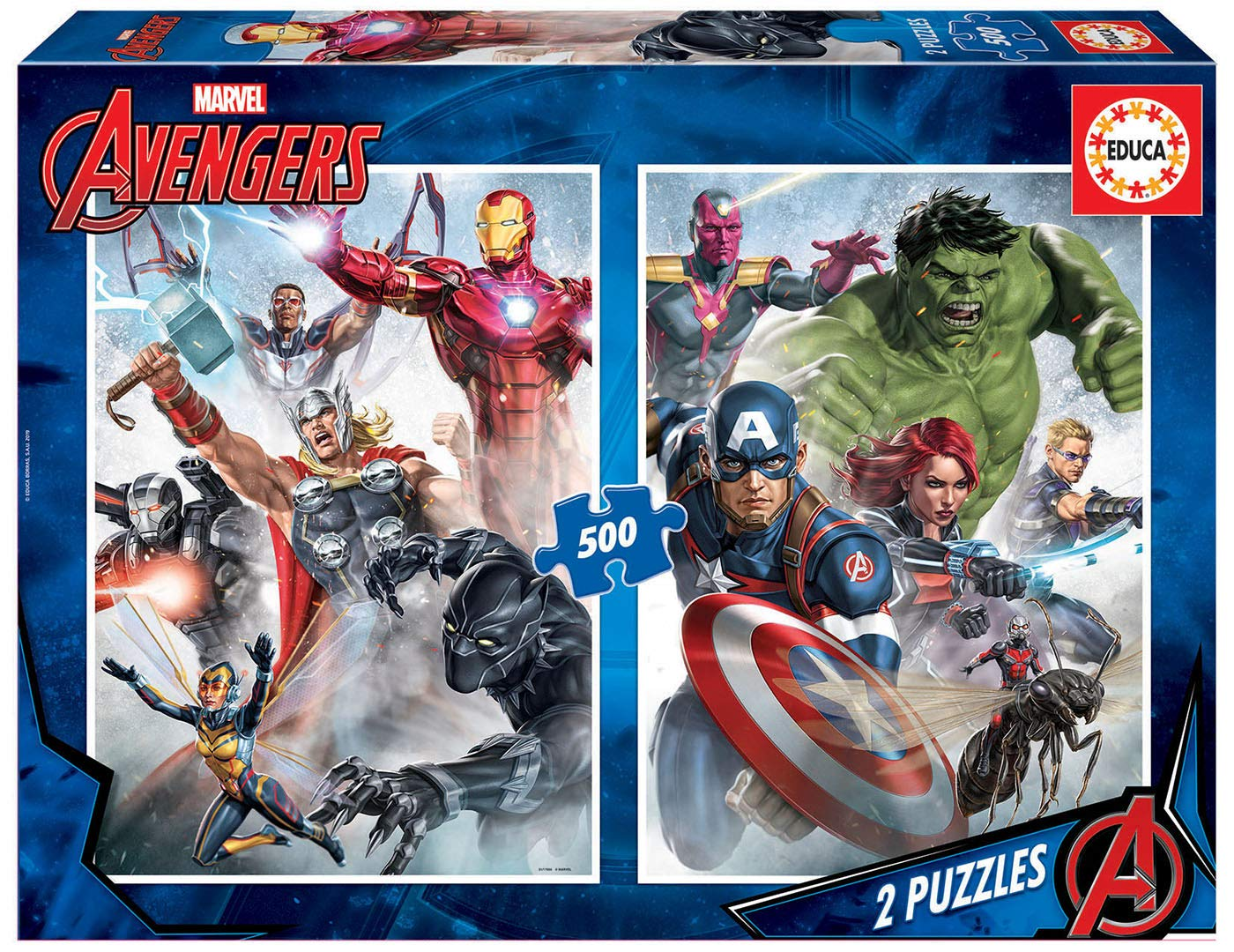 2-puzzles-marvel-avengers