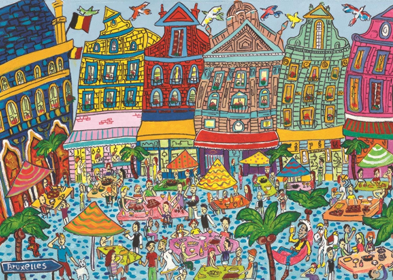 grand-place-brussel, 13.46 EUR @ fou