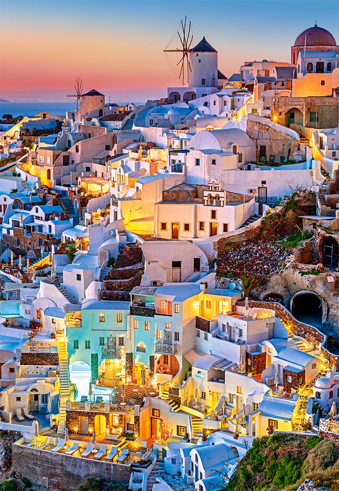 santorini-lights