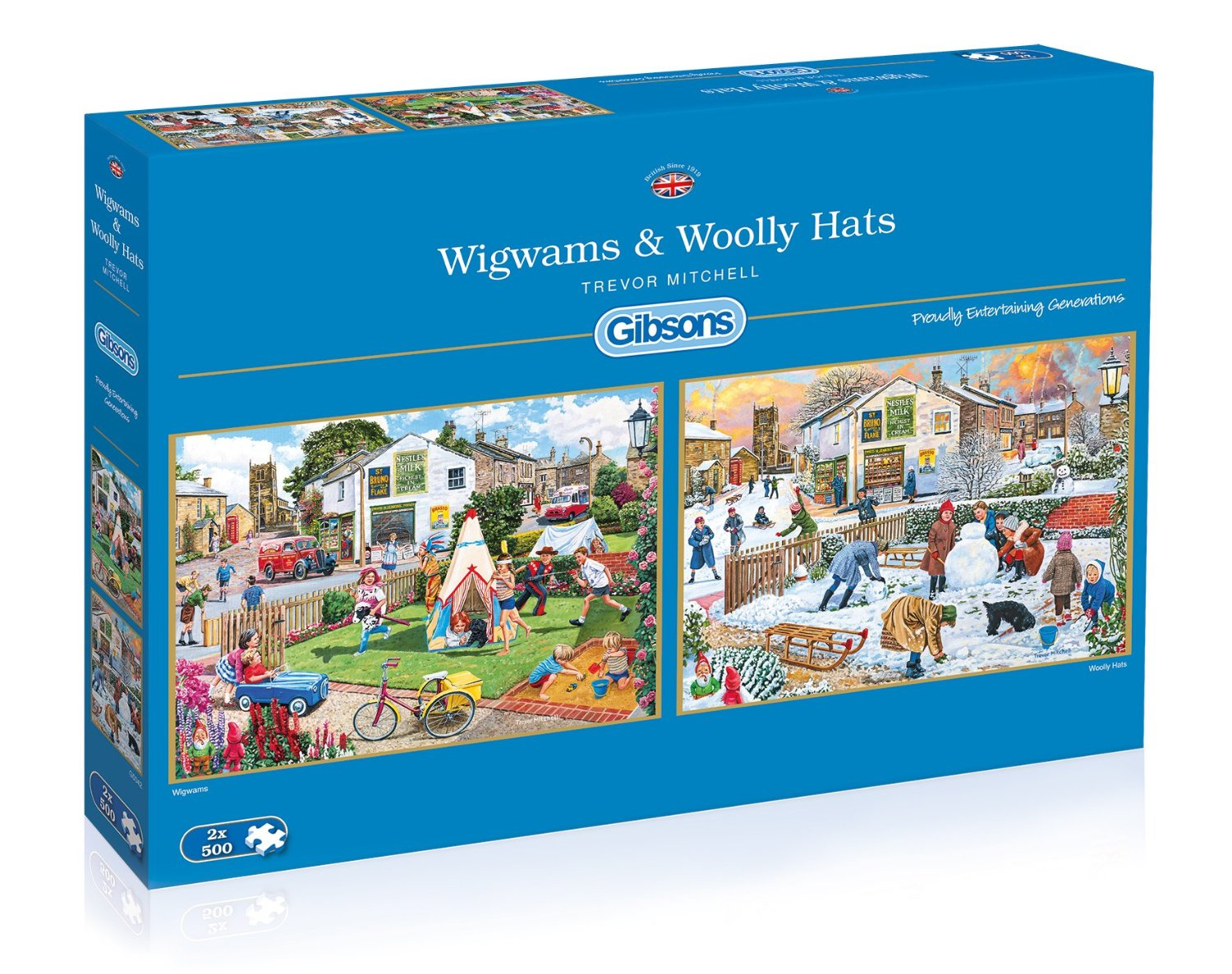 2-puzzles-trevor-mitchell-wigwams-and-woolly-hats, 16.16 EUR @ fou