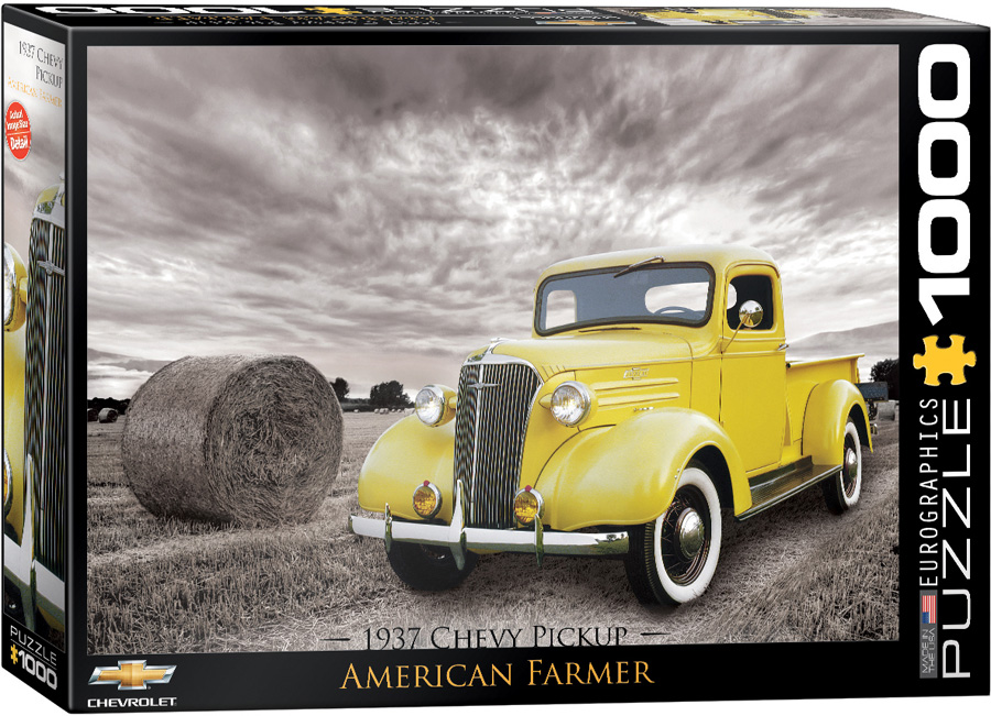1937 Chevy Pick-up American Farmer