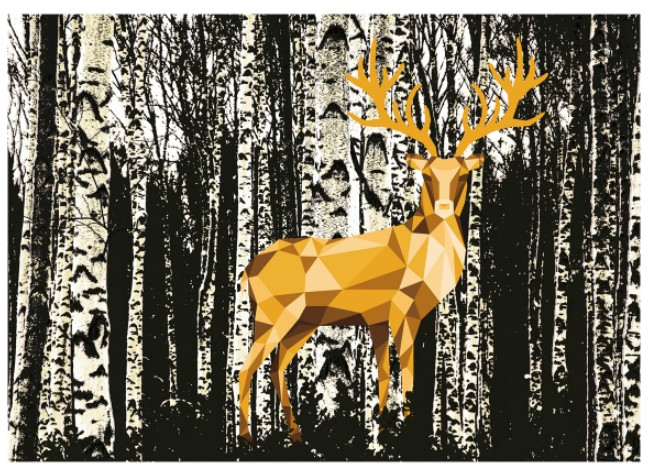 do-it-yourself-cerf-dans-la-foret