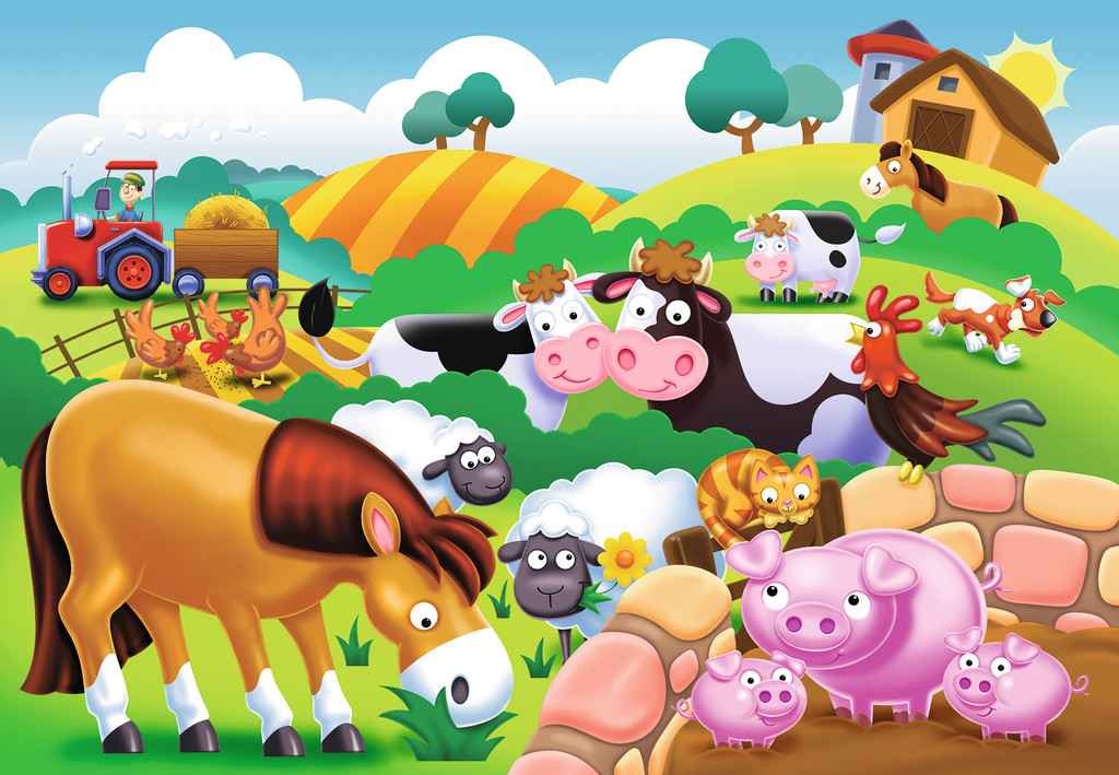 my-first-outdoor-puzzles-animaux-de-la-ferme