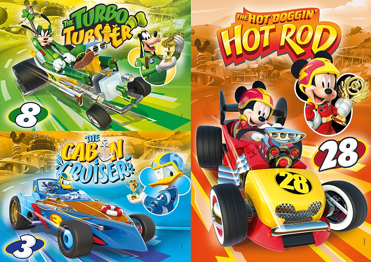 4-puzzles-mickey-and-the-roadster-racers