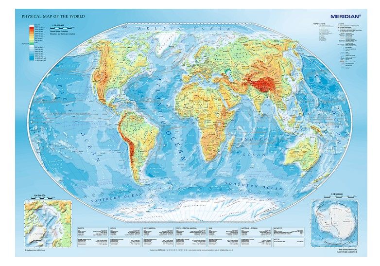 physical-map-of-the-world