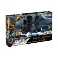 Revell-05499 Maquette - Puzzle 3D Easy Click System - Black Pearl