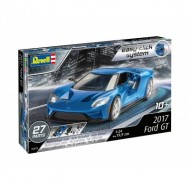 Revell-07678 Maquette - Puzzle 3D Easy Click System - 2017 Ford GT