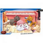 Puzzle  Nathan-86021 Disney : Les Aristochats