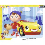Nathan-86054 Puzzle Cadre - Oui-Oui
