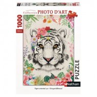 Puzzle  Nathan-87635 Tigre Oriental