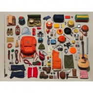 Puzzle  New-York-Puzzle-CO120 Pièces XXL - Jim Golden Camping Equipment