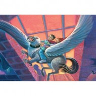Puzzle  New-York-Puzzle-HP1373 Pièces XXL - Harry Potter - The Hippogriff