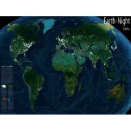 Puzzle  New-York-Puzzle-NG1602 National Geographic - Earth at Night