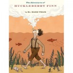 Puzzle  New-York-Puzzle-PG2064 Pièces XXL - The Adventures of Huckleberry Finn
