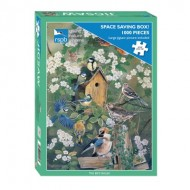 Puzzle  Otter-House-Puzzle-72521 RSPB The Bird House