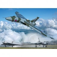 Puzzle  Otter-House-Puzzle-73711 Vulcan XH558