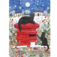 Puzzle  Otter-House-Puzzle-75098 Christmas Post