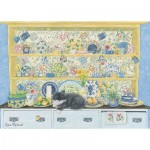 Puzzle  Otter-House-Puzzle-75128 Home Sweet Home