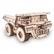 Eco-Wood-Art-08 Puzzle 3D en Bois - Belaz 75600