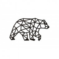 Eco-Wood-Art-74 Puzzle en Bois - Bear