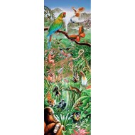 Puzzle  Step-Puzzle-79407 Jungle