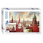 Puzzle  Step-Puzzle-79701 Kremlin, Moscou