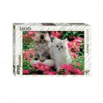 Puzzle  Step-Puzzle-83022 Chatons