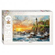 Puzzle  Step-Puzzle-83058 Dominic Davison : Shore Cliff