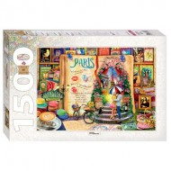Puzzle  Step-Puzzle-83060 Paris