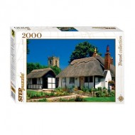Puzzle  Step-Puzzle-84023 Cottage in Welford-on-Avon