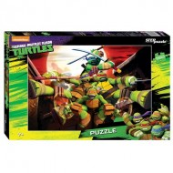 Puzzle  Step-Puzzle-97040 Tortues Ninja