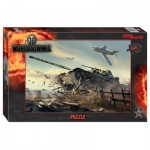 Puzzle  Step-Puzzle-97072 World of Tanks